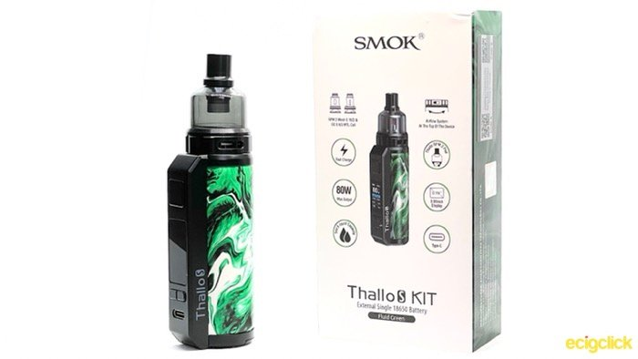 Smok Thallo S with Box