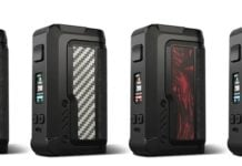Vandy Vape Gaur-21 Mod preview