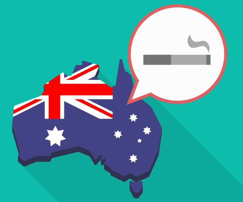 Australia's Harsh Nicotine Law Passes