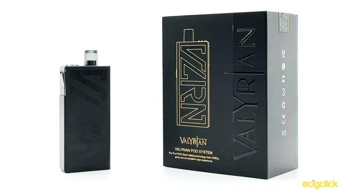 Uwell Valyrian Pod Product Shot