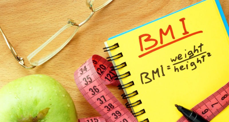 The Right CBD Dosage BMI body mass index