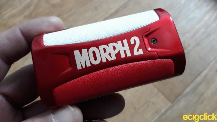 Verso du mod Smok Morph 2
