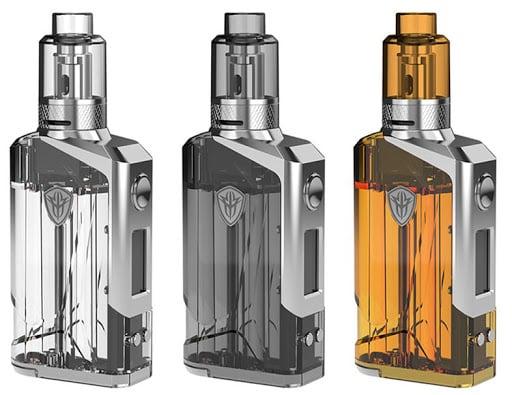 rincoe jellybox kit see thru colours