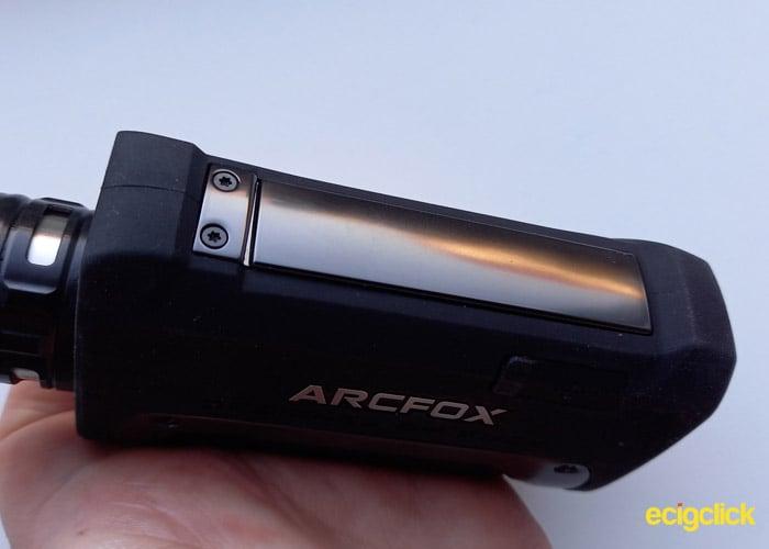 Smok Arcfox fire bar button