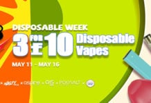 3 disposable vapes cheap vape deal