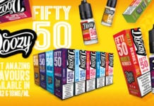 Doozy Vape Co Fifty 50 E-liquid cheap vape deal