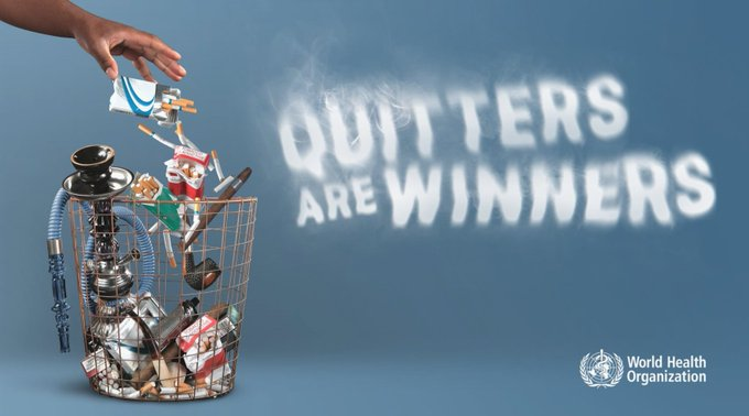 anti-vaping who quitters are winners