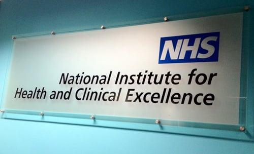 NICE vape consultation uk